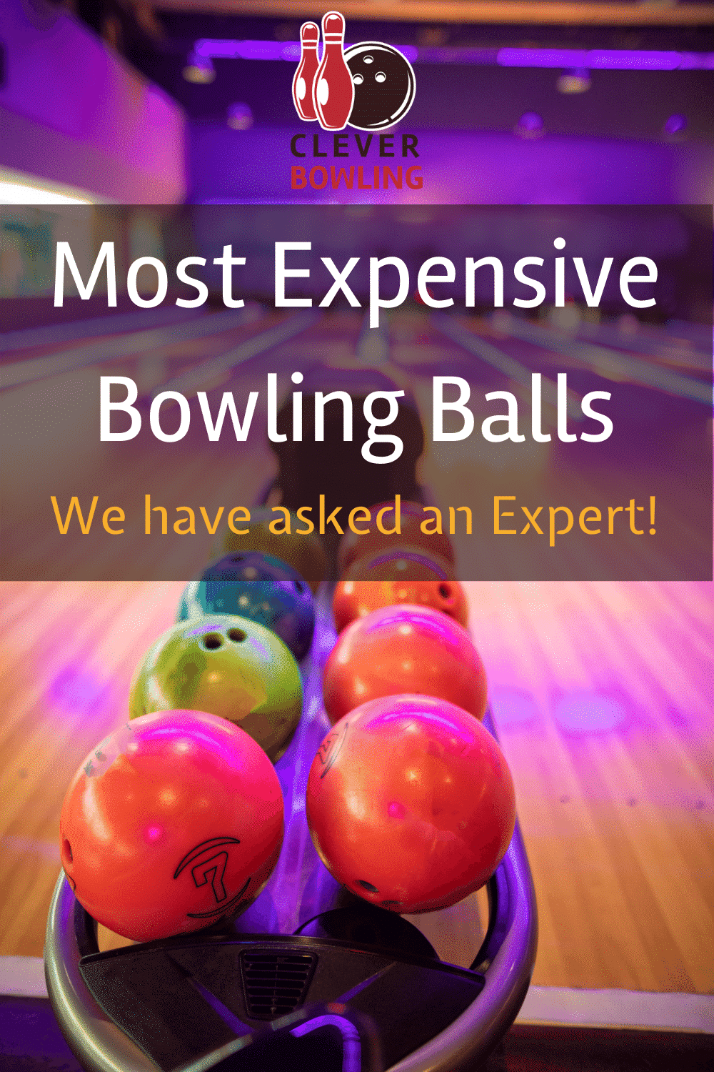 Most expensive bowling balls